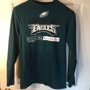 Size small eagles long sleeve t shirt